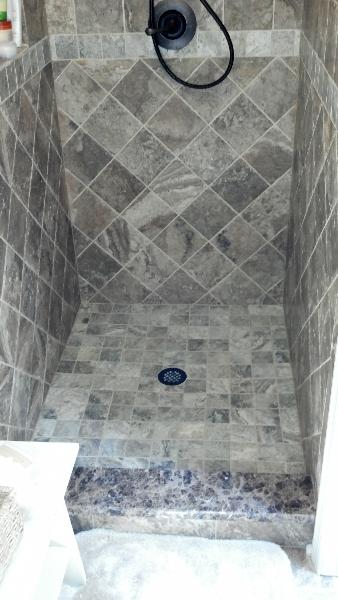Finished Bathrooms BM Custom Carpentry - Finished bathrooms