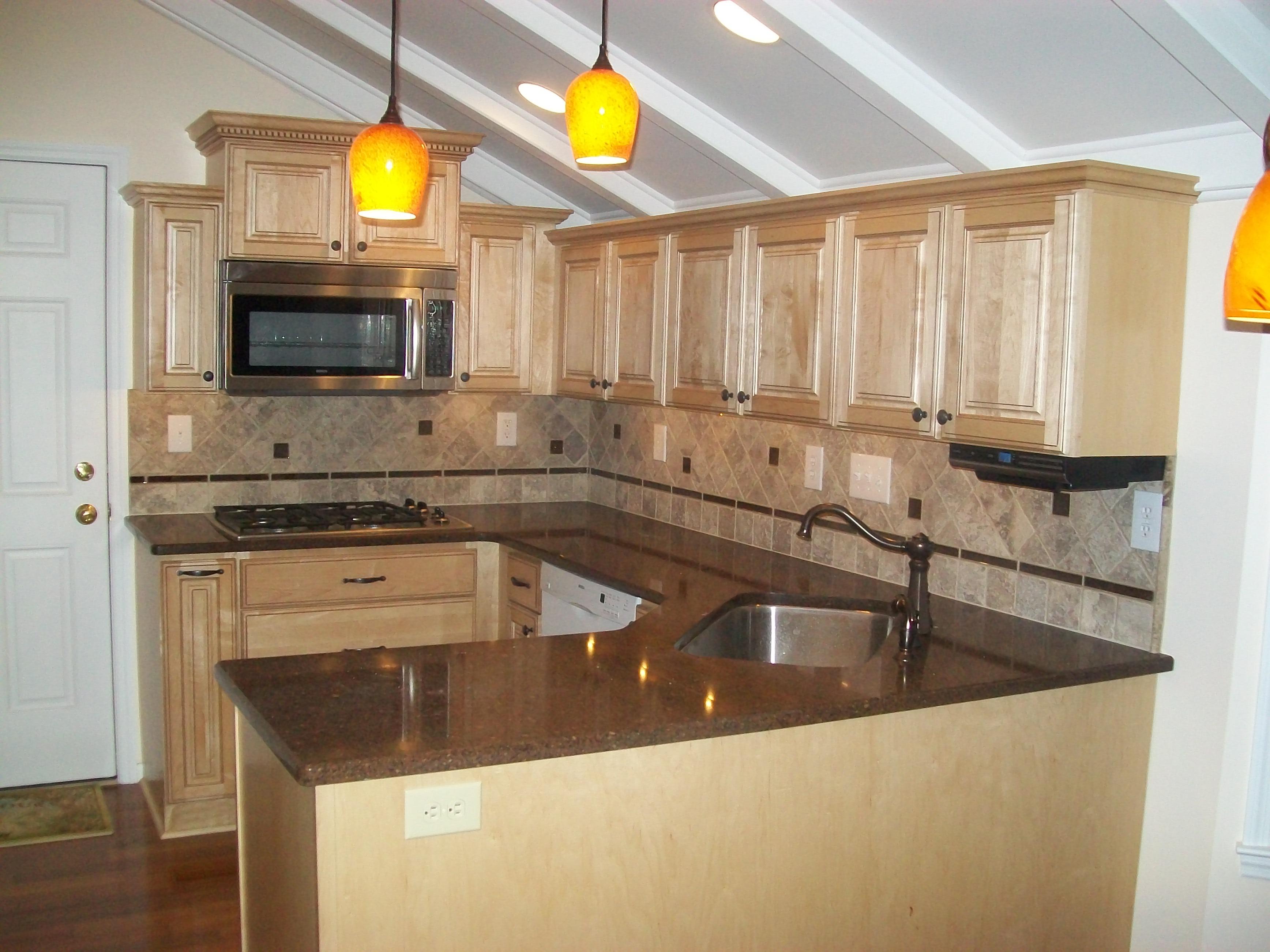 Finished Kitchens - B&M Custom Carpentry